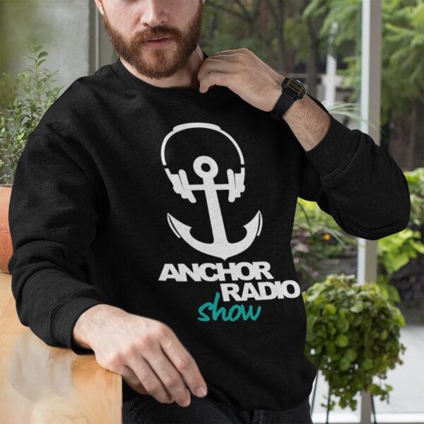 Anchor Radio Logo Unisex Sweatshirt