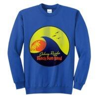 Johnny Russler and the Beach Bum Band Logo Unisex Sweatshirt