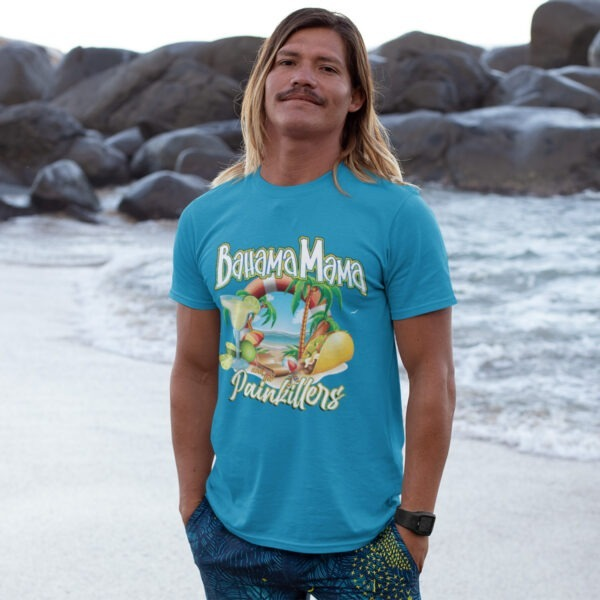 Bahama Mama and the Painkillers Double T Unisex Tee