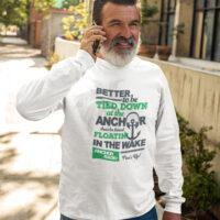 Anchor Radio Tied Down Long Sleeve T-Shirt